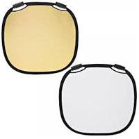 Profoto - Reflector-GoldWhite-L-(120cm47')