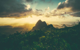 Mountain - Nature - FIlm Production Mauritius