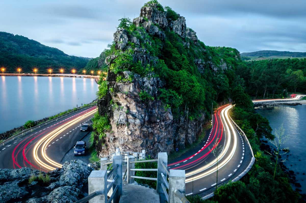Photo Contest: Most beautiful Roads in Mauritius ...